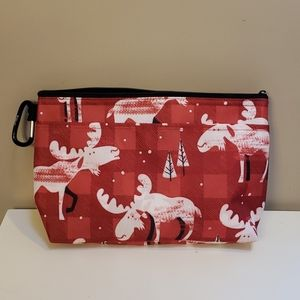 THIRTY-ONE RED REINDEER SMALL THERMAL BAG